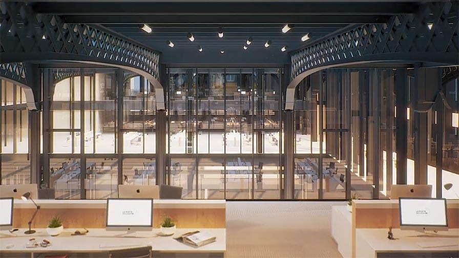 La Poste du Louvre totalement transformée ! Retour en images