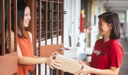 Le Groupe La Poste est actionnaire de Ninja Van, un opérateur colis présent dans 6 pays d'Asie du sud est
