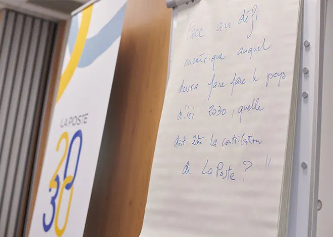 Pour bâtir son nouveau plan stratégique, La Poste a lancé une consultation auprès de l'ensemble de ses parties prenantes, dont les élus