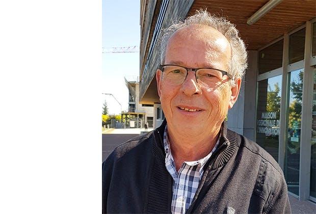 Jean-Marc Rigoli, chargé de mission à la Chambre Régionale de l'Economie Sociale et Solidaire de Bourgogne-Franche-Comté