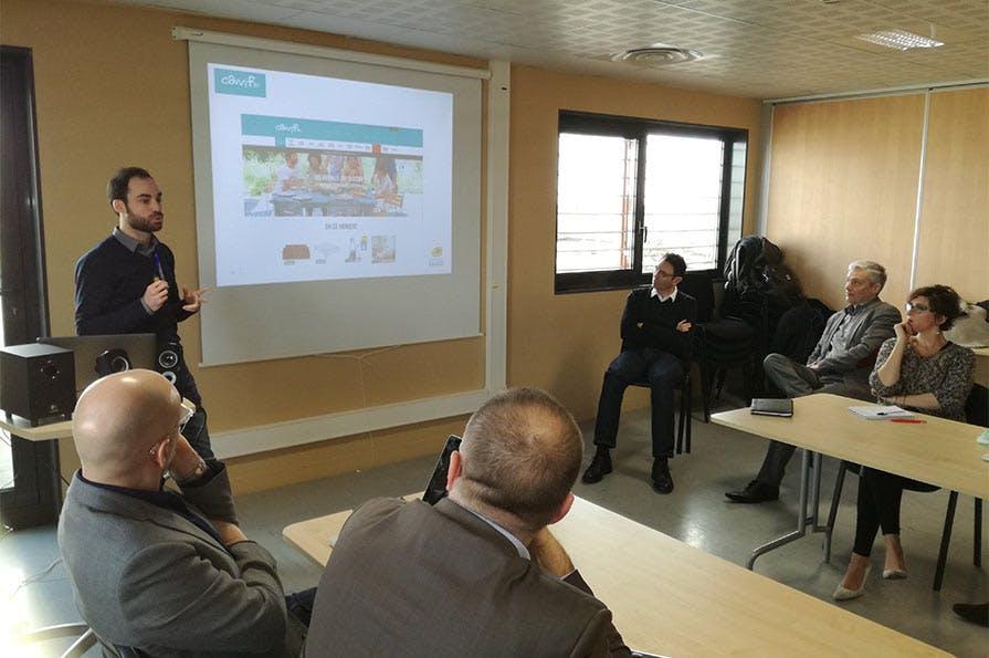 Florian Cadet, Data & CRM Campaign manager de Camif.fr