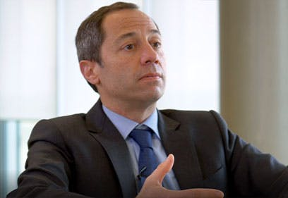 Olivier Storch, Directeur général adjoint Geopost