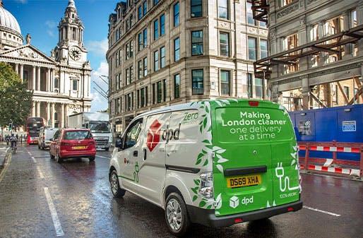 DPD déploie son programme de mesure de qualité de l'air dans 6 villes du Royaume-Uni