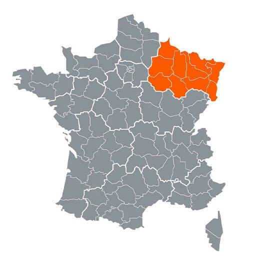 Région - Grand Est