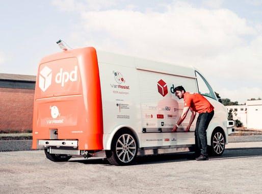 DPD Camion VanAssist