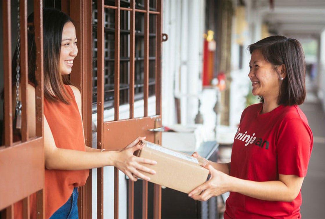 Le Groupe La Poste est actionnaire de Ninja Van, un opérateur colis présent dans 6 pays d'Asie