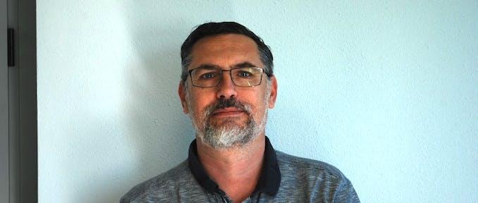 David Caron, Responsable Action Commercial à Cholet