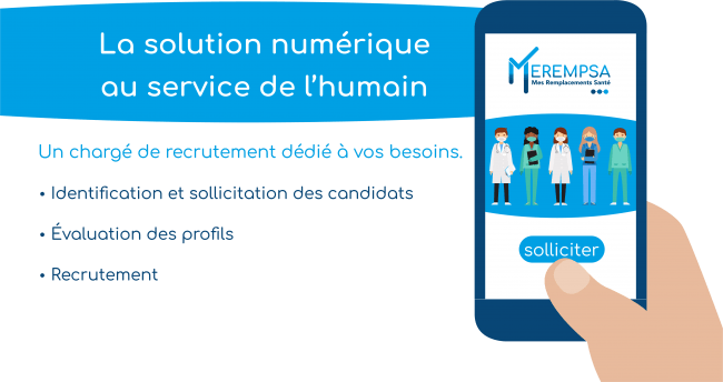 La solution numérique au service de l'humain