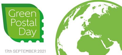 Green Postal Day 17th September 2021