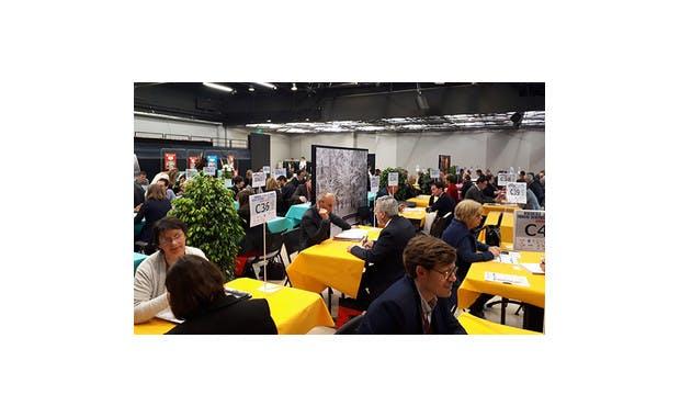 Speed Dating entre entrepreneurs aux Rencontres Touraine Entreprises