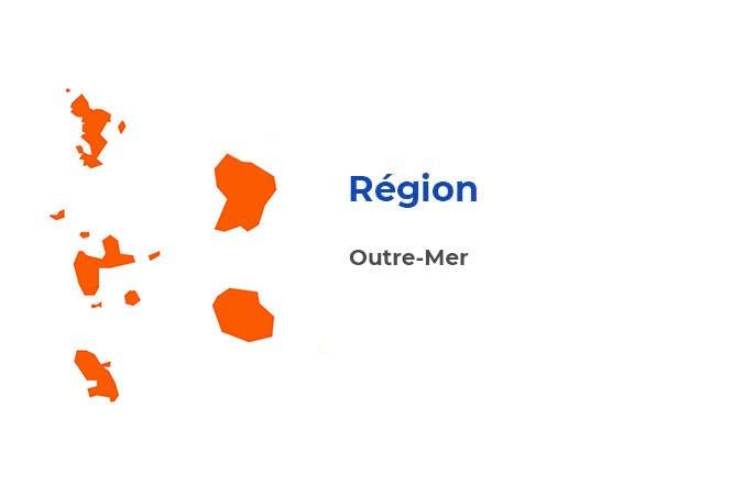 Région - Outre-Mer