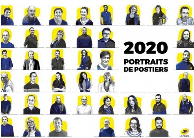 Les postiers de l'année représentent Le Groupe La Poste dans sa diversité et illustrent un engagement au service de la société toute entière.