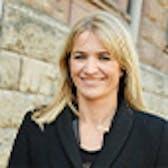 Marie Tribout, directrice des ventes entreprises à La Poste et conseillère régionale du Grand Est