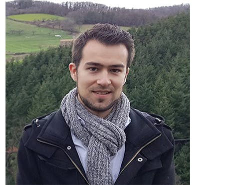 Olivier Gleizes, ingénieur forestieret coordinateur des projets carbone au CNPF
