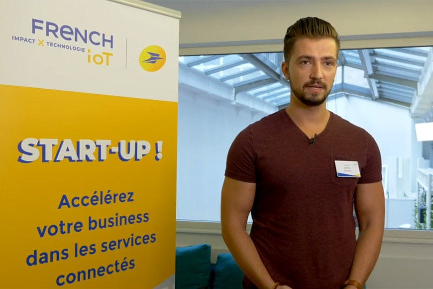 #BootcampFrenchIoT 2020 - Start-up M-Cador