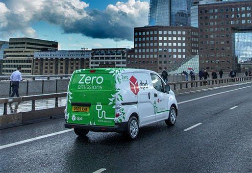 Des capteurs présents sur les véhicules DPD et sur des bâtiments  mesureront les niveaux de particules fines PM2.5 toutes les 12 secondes.