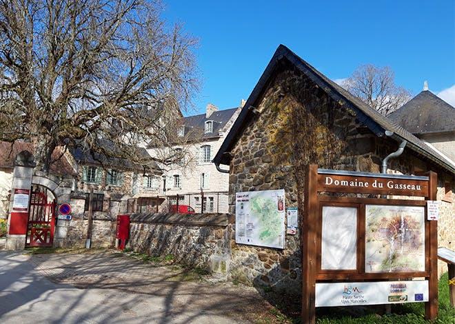 L'hôtel-restaurant la Maison du Gasseau près d'Alençon