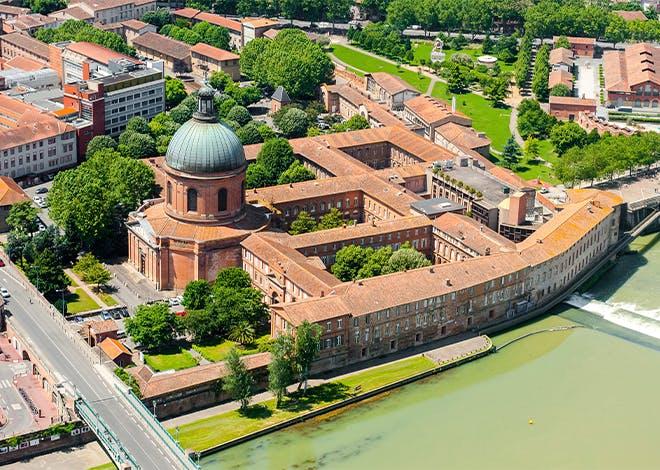 Le CHU de Toulouse