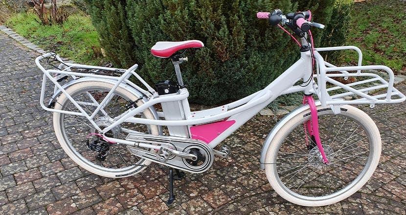 Les vélos recyclés seront vendus aux collectivités et aux entreprises.