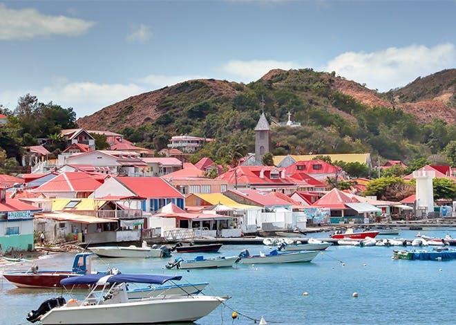 Situées en Guadeloupe, les Saintes bénéficient d'un nouvel espace France Services depuis le 13 avril 2021.