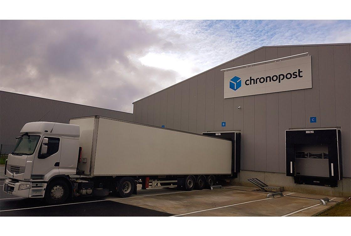 Une nouvelle agence Chronopost dans la Manche
