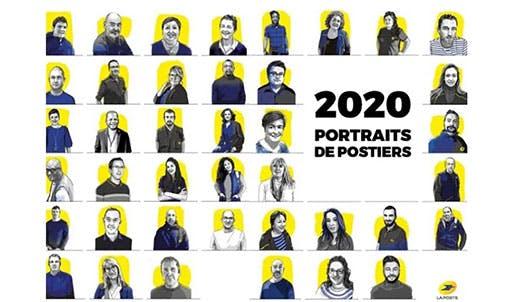Journal des postiers de l'année : une édition 2020 aux couleurs postales