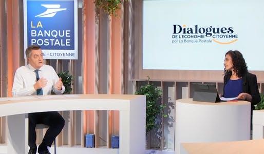 La Banque Postale Dialogue de L'Economie Citoyenne