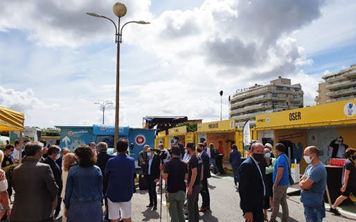 Etape du Big Tour à La Baule, le 31 juillet dernier.