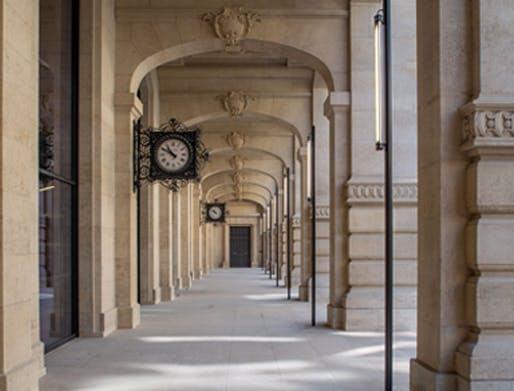 La Poste du Louvre s'ouvre désormais à la ville et aux passants