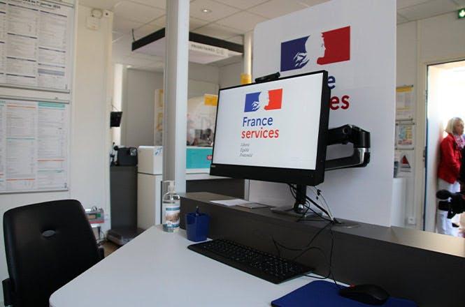 Le premier espace France Services de Centre-Val de Loire inauguré à Chaillac
