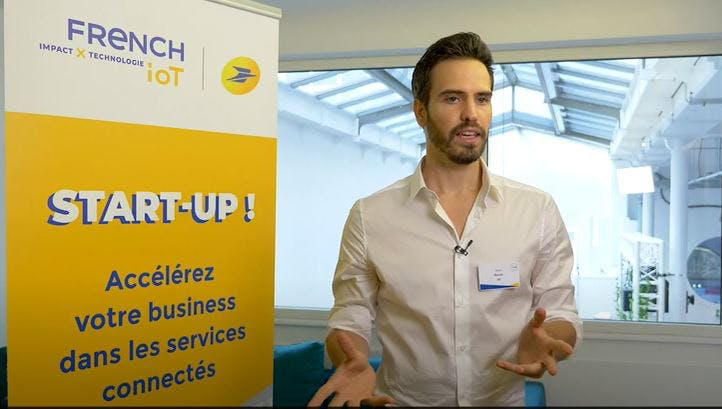 #BootcampFrenchIoT 2020 - Start-up Zei