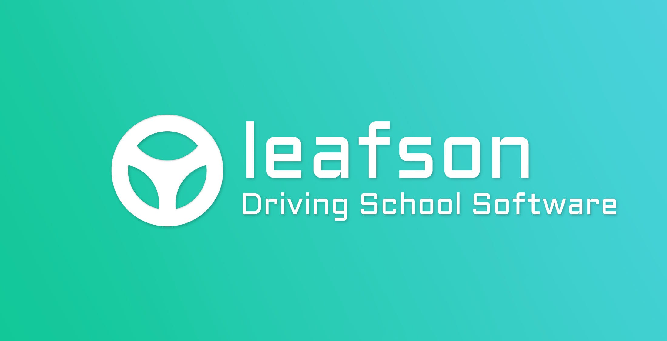 Managing your driving school has never been easier. Clear and simple to use.