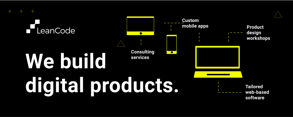 LeanCode- we build digital products