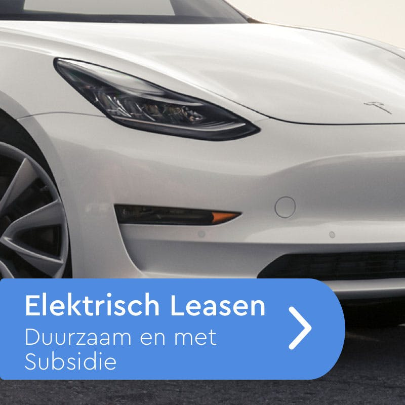 Private Lease Elektrische Auto