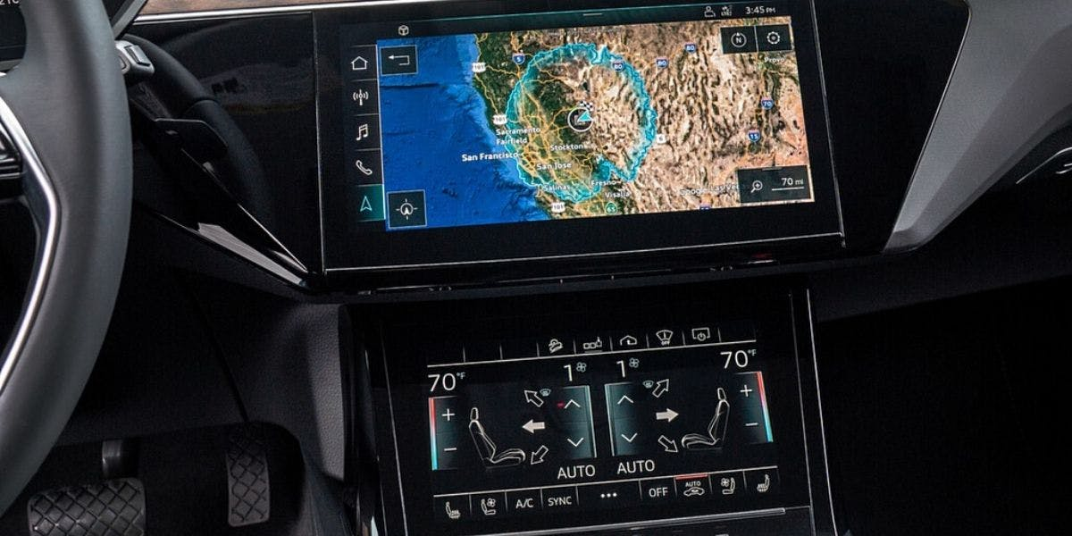 audi mmi touch system