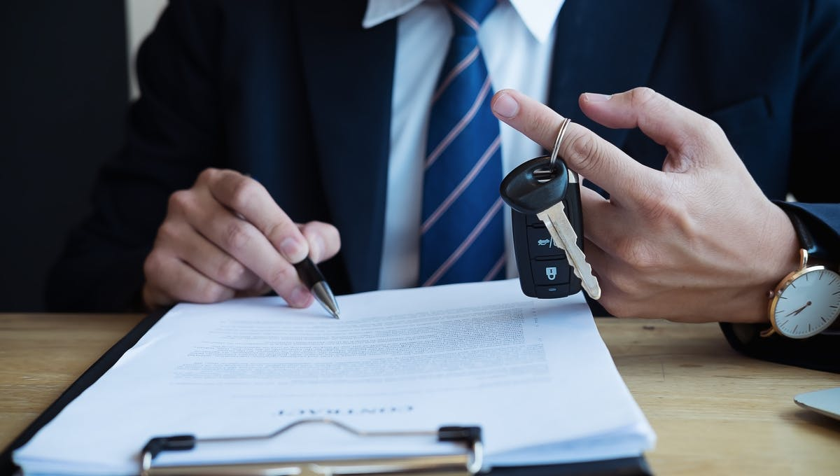 car lease limited company