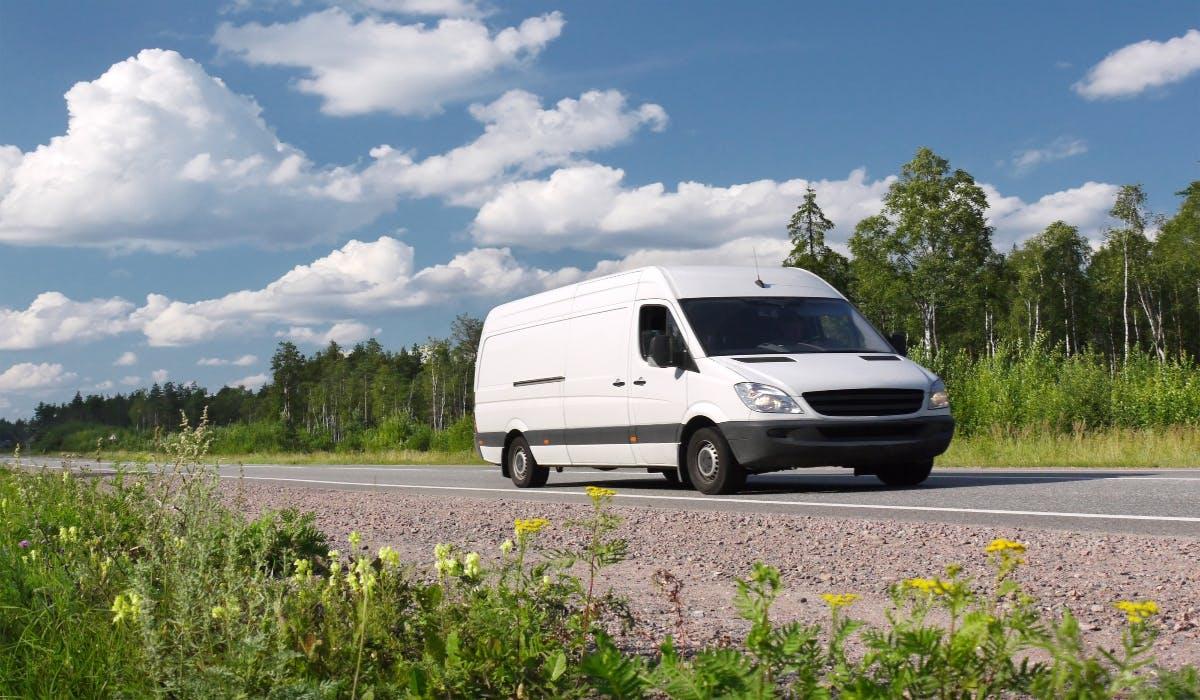 buy or lease van for business
