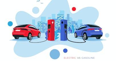Electric Cars vs Petrol Cars vs Hybrid Cars