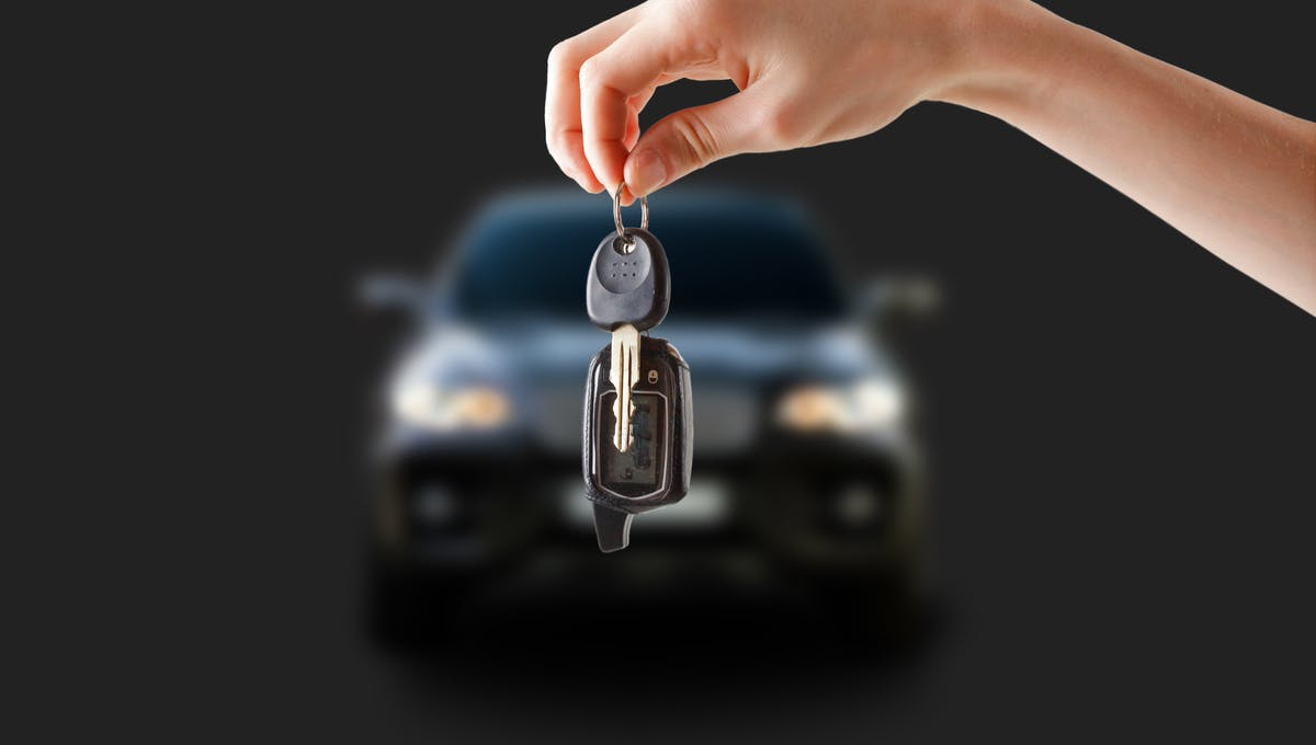 registered keeper lease car
