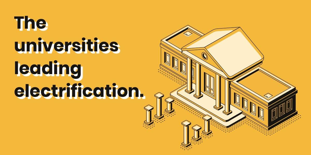 universities leading electrification