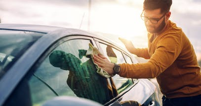 How To Clean Car Windows: Streak-Free Results!