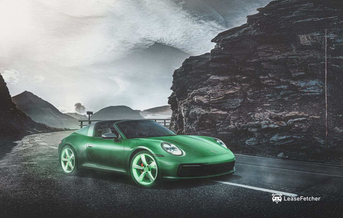 TAG X Porsche
