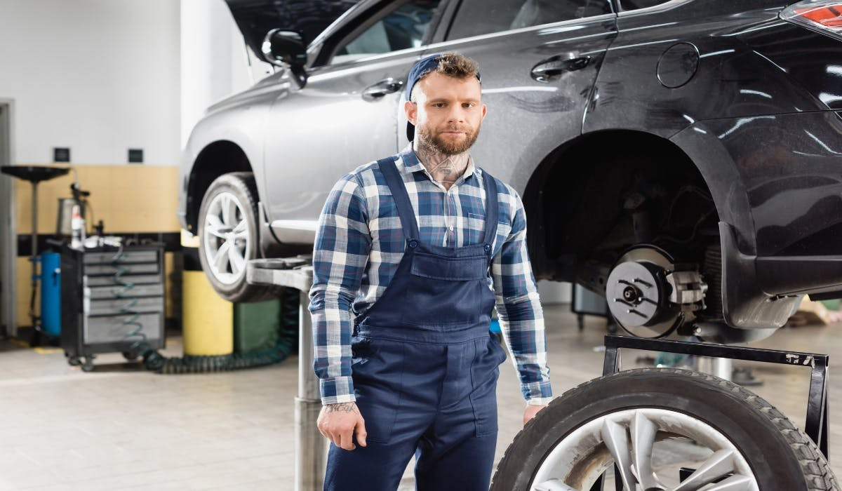 picking maintenance and servicing package