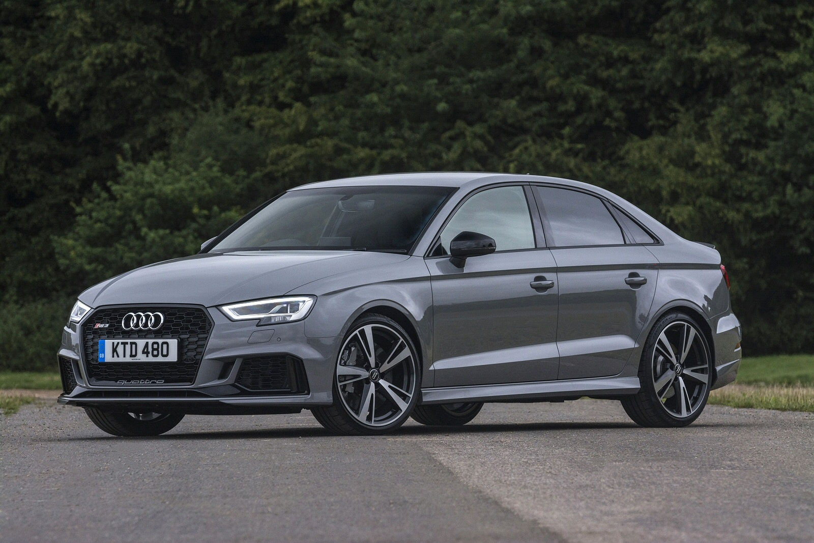 Audi Rs 3 Saloon 2020 Review Leasefetcher