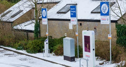 Electric Car Charging Points For Business: Things To Consider