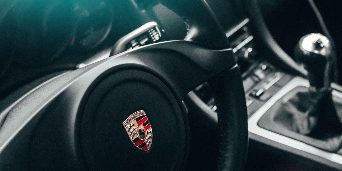 Porsche Lease Car