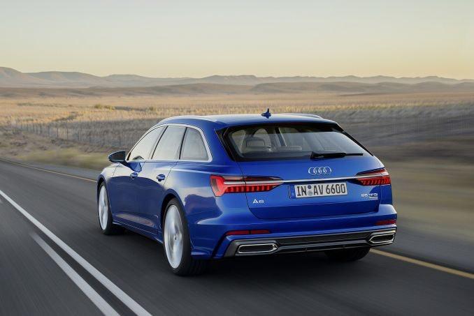 Audi A6 Avant 2021 Review Leasefetcher
