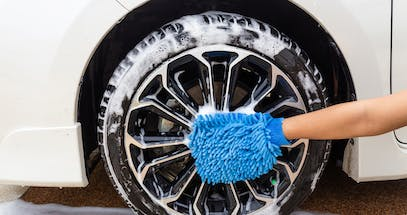 How To Clean Alloy Wheels Properly