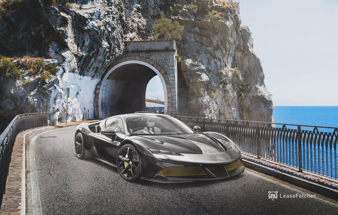Omega X Ferrari