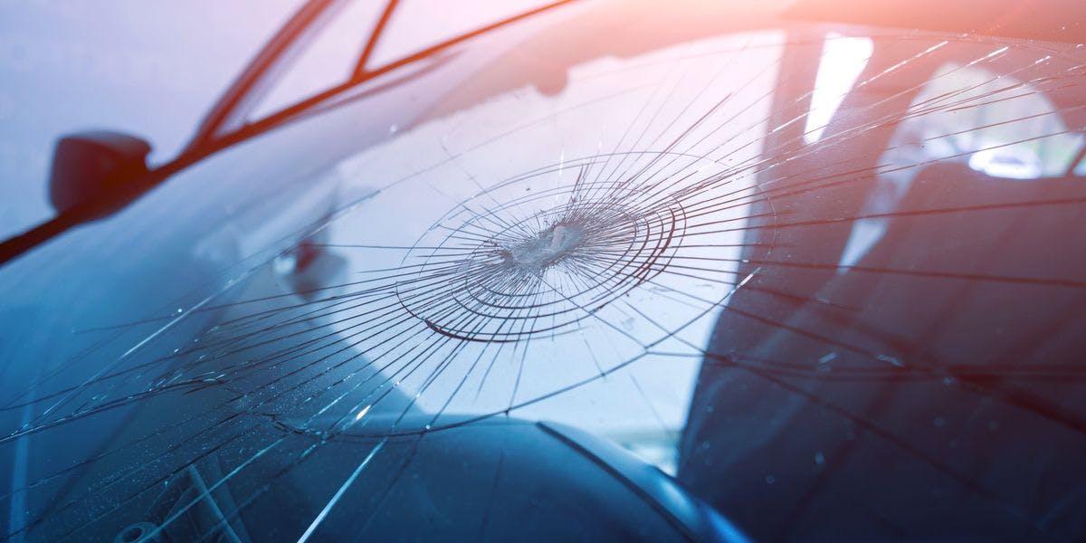 bvrla guidelines cracked windscreen